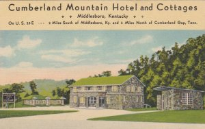 Kentucky Midlesboro Cumberland Mountain Hotel & Cottages sk1326