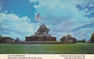 Iwo Jima Memorial Arlington Virginia