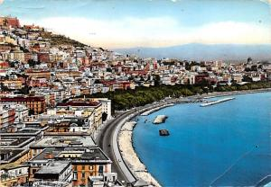 Italy Old Vintage Antique Post Card General View Napoli 1959