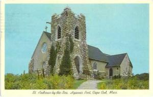 St. Andrews-by-the-Sea, Hyannis Port, Cape Cod, Massachusetts, ME, 1969 Chrome