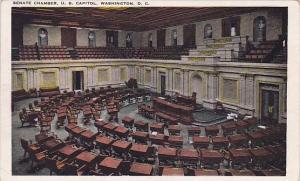 Senate Chamber U S Capitol Washington DC