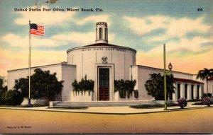 Florida Miami Beach Post Office