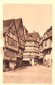 Colmar France Rue des Marchands Colmar Rue des Marchands