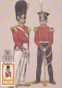 Military Uniforms Grenadier & Field Officer Full Dress Uniform Summer & Winte...
