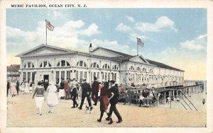Music Pavilion in Ocean City, New Jersey