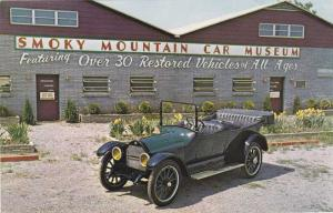 1916 Model 86 Overland Automobile Smoky Mountain Museum Pigeon Forge Tennessee