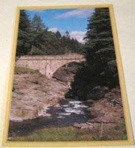 Scotland Linn of Dee and the River PAB01102 DRG J Arthur Dixon - posted 1988