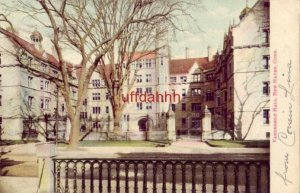 pre-1907 VANDERBILT HALL, NEW HAVEN, CT Yale University 1907