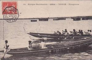 Senegal Dakar Piroguiers 1907