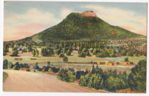 Starvation Peak, Santa Fe Trail, NM
