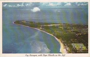 Florida Key West Key Biscayne Is The Third Island In The Chain Commonly Known...