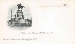 LPS38 Richmond Virginia  Postcard Chesapeake Old Dominion Line Steamer PMC