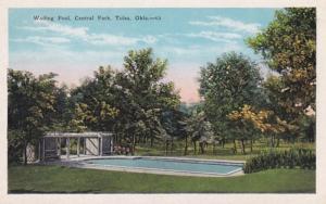 Oklahoma Tulsa Central Park Wading Pool