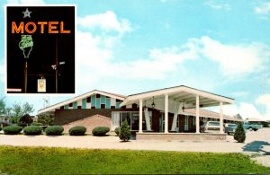 Illinois Granite City Land Of Lincoln Motel