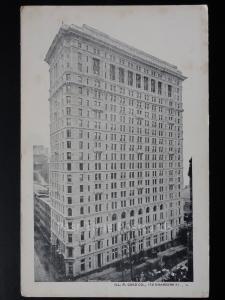 USA: NEW YORK CITY - Empire Building c1905 UB