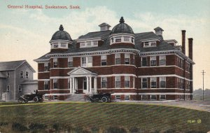 SASKATOON , Saskatchewan , 00-10s ; General Hospital