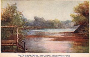 The Ford of the Jordan River,Israel