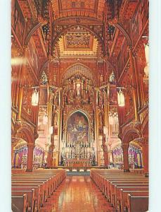 Unused Pre-1980 TOWN VIEW SCENE Montreal Quebec QC p9081-12