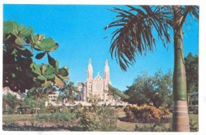 The Cathedral, Port-au-Prince, Haiti, West Indies, 1940-1960s