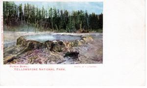 Punch Bowl, Yellowstone National Park, 1898-1902