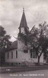 RP: Church of God, Warren, Minnesota, 1950s PU