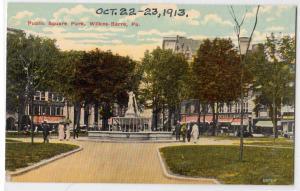 Public Square, Wilkes-Barre PA