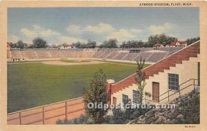 Atwood Stadium Flint, Michigan, MI, USA Stadium Unused
