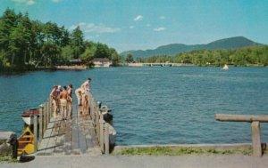 HOT SPRINGS , 1950-60s ; Lake Ouachita