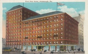 PITTSBURGH , Pennsylvania, 1910s ; Fort Pitt Hotel, version 2