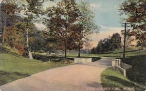 Rock Springs Park, ALTON, Illinois, 1900-1910s