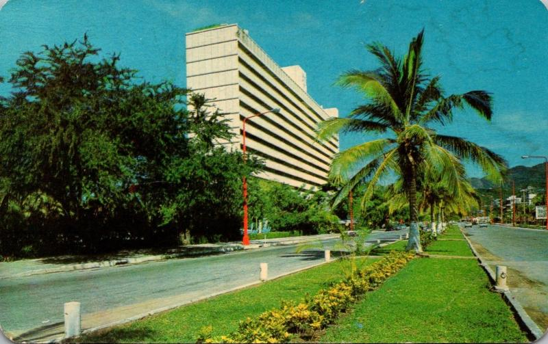 Mexico Acapulco Hotel Acapulco Hilton