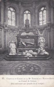 Czechoslovakia Prag Chapelle et Chasse de la Bse Therese