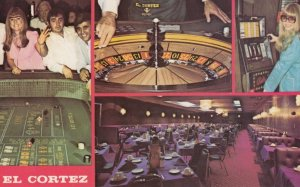 LAS VEGAS , Nevada , 50-60s ; EL CORTEZ Hotel & Casino