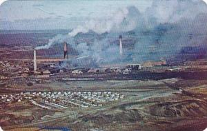 World's Nickel Industry, The Copper Cliff Smelter Of The International Nickel...