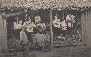 COLOMBO , Ceylon , 00-10s ; Street Merchant