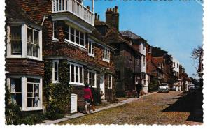 Post Card Sussex RYE Watchbell Street Norman Shoesmith & Etheridge Ltd. 472