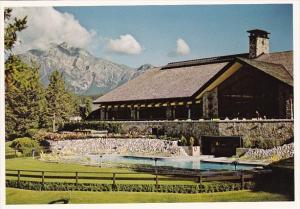 Canada Jasper National Park Jasper Park Lodge