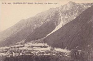 Le Brevent, Chamonix-Mont-Blanc (Haute Savoie), France, 00-10s