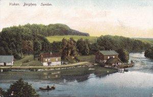 SWEDEN; Viskan, Bergem, 00-10s