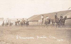 RP; SHAUNAVON , Saskatchewan , Canada , 00-10s , Shaunavon Frontier Day (Rode...