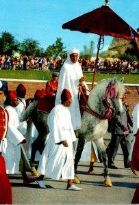 Morocco Sa Majeste Hassan II King Hassan II