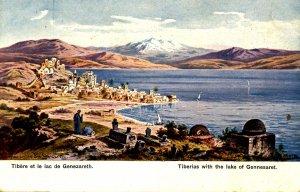Israel - Tiberias, Lake of Gennesaret