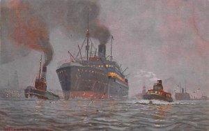 Komos Deutscher See Verein Ship Unused