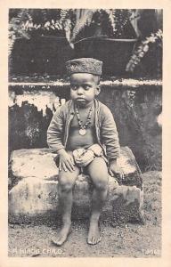 India A Hindu Child Little Boy