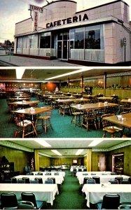 Ohio Piqua Terry's Cafeteria