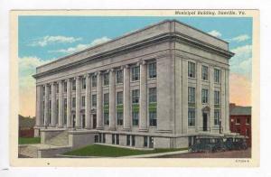 Municipal Building, Danville, Virginia,00-10s