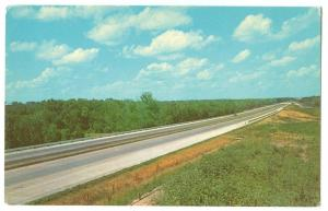 On the Will Rogers Turnpike, Oklahoma to Missouri State Line
