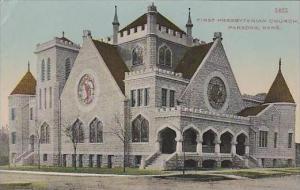 Kansas Parsons First Presbyterian Church