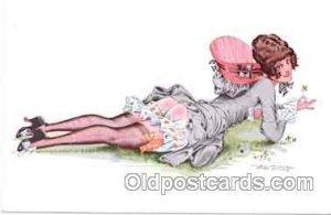 Artist Maurice Pepin (France) Series 23-112 Unused
