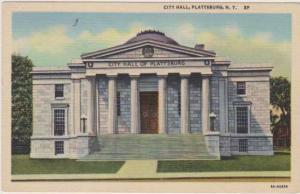 City Hall, Plattsburg, New York 1930-40s